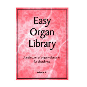 Easy Organ Library, Vol. 41