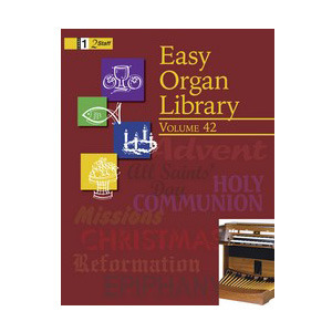 Easy Organ Library, Vol. 42