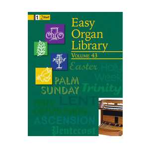 Easy Organ Library, Vol. 43